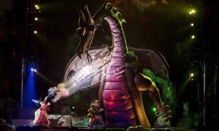 Por todo esto no te puedes perder Fantasmic! en Disney