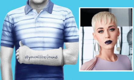 Katy Perry hizo un cover de Dear Evan Hansen y es increíble