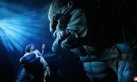 Piel chinita con este trailer de King Kong en Broadway