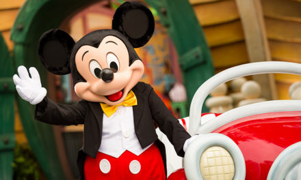 It all started with a Mouse: la historia de Mickey Mouse