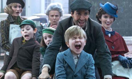 Las 2 canciones de Mary Poppins que ya puedes escuchar