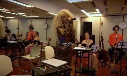 Video: Así van los ensayos de Mentiras El Concierto