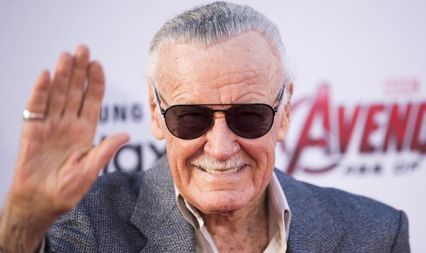 Stan Lee, co-creador de Marvel, fallece a los 95 años