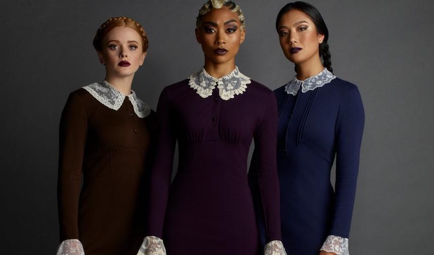¿Quiénes son las Weird Sisters de Sabrina?