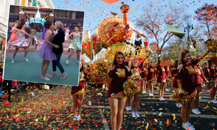 Los 7 números de Broadway en el desfile de Thanksgiving