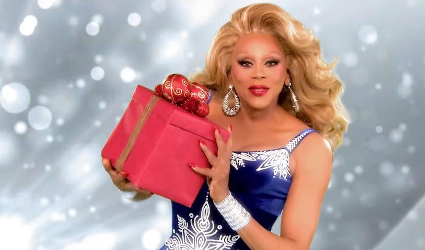 Drag Race regresa con un episodio navideño *cries in drag*
