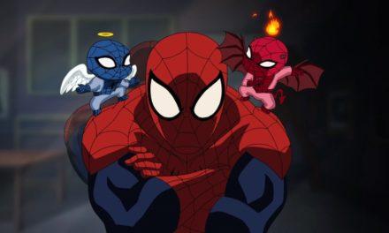 La historia de las series animadas de Spider Man