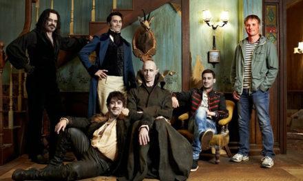 La más esperada: What We Do In The Shadows, la serie