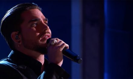 El cover de Believe de Adam Lambert que hizo llorar a Cher