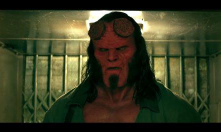El reboot de Hellboy con David Harbour ya tiene trailer