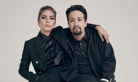 Gaga y Lin Manuel tuvieron un heart to heart increíble