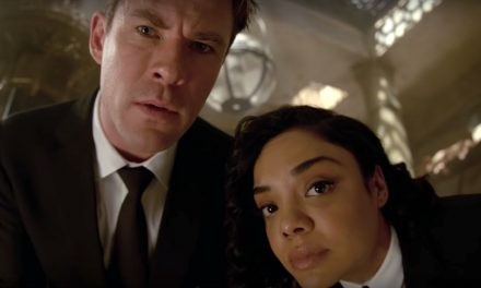 Men In Black: International ya tiene un very british trailer