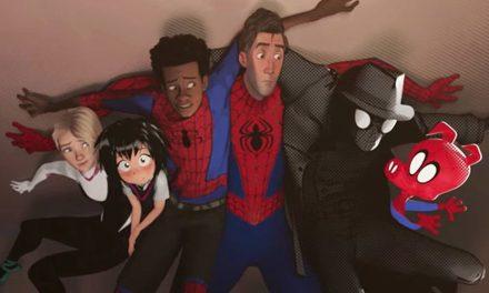 ¿Quiénes son todos en Spider-Man: Into the Spider-Verse?