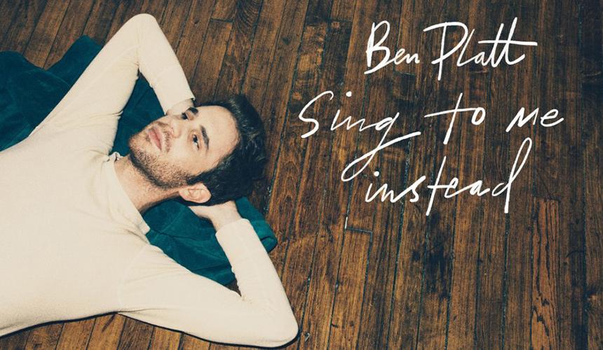 ¡Ben Platt va a lanzar su primer disco!