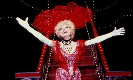 Icono de Broadway, Carol Channing fallece a los 97