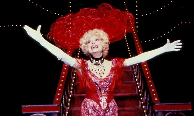 Icono de Broadway, Carol Channing fallece a los 97