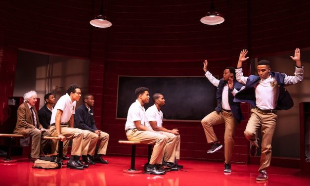 La imperdible en Broadway: Choir Boy