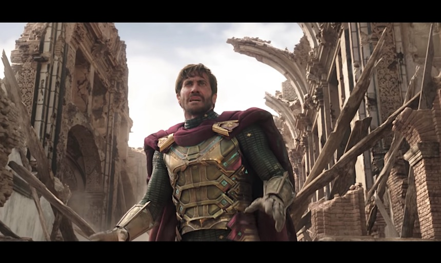 ¿Quién es Mysterio? (Jake Gyllenhaal en Spider-Man)