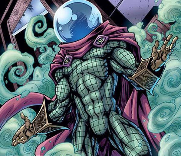 Mysterio, el archienemigo de Spider-Man
