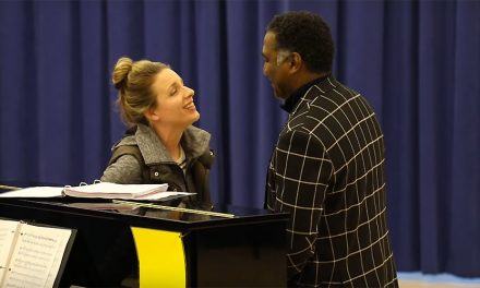 Video: Jessie Mueller se prepara para The Music Man