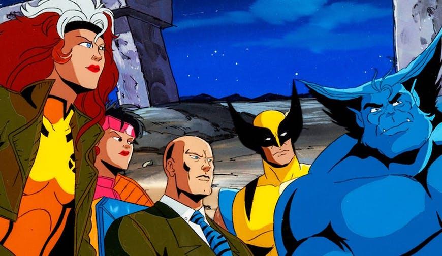 Ranking de las mejores series animadas de X-Men