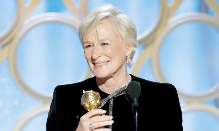 Las poderosas palabras de Glenn Close en los Golden Globes