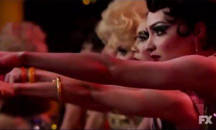 Jazz hands en el primer trailer de la serie de Fosse