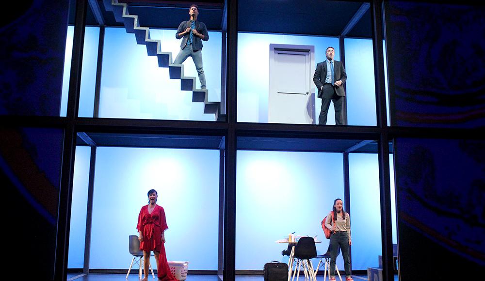 Casi Normales en el Teatro Aldama
