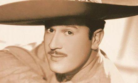 Viene peli musical de Pedro Infante con Omar Chaparro