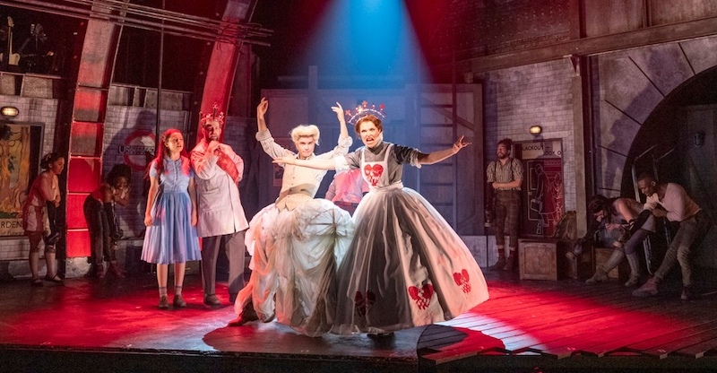 Alice By Heart en Off-Broadway