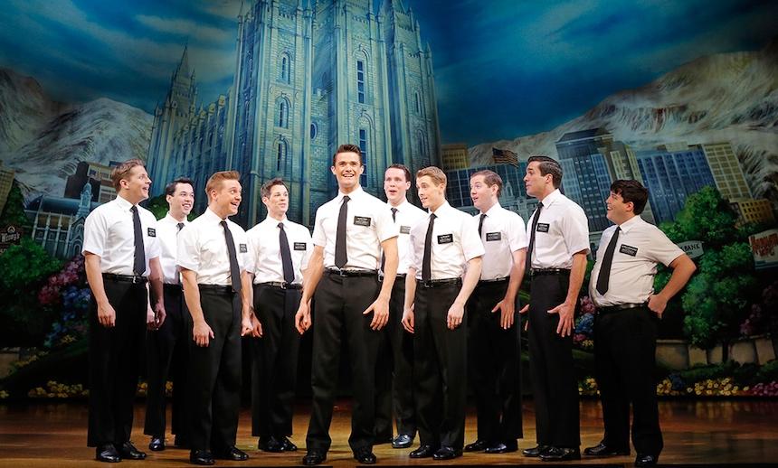 ¡Book of Mormon viene de gira a México!