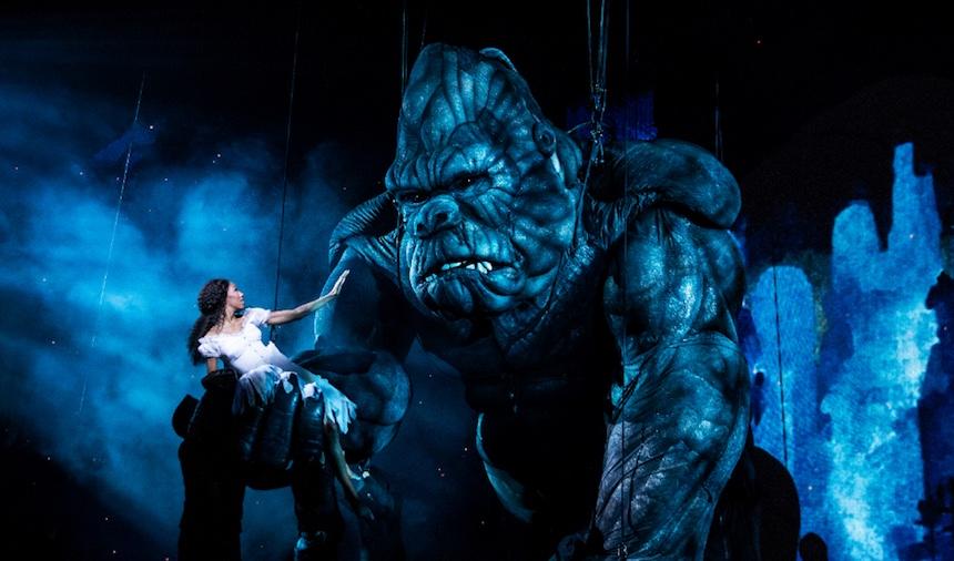 ¿Ver o no ver el musical de King Kong en Broadway?