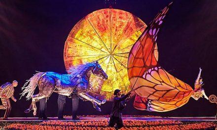 Olvídense de espectáculos como Luzia en México