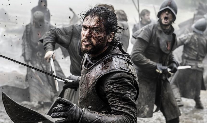 Así de épica será la batalla final de Game of Thrones