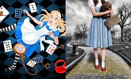 El nuevo crossover entre Alice y The Wizard of Oz