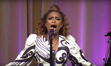 Jennifer Hudson canta en los Pulitzer en honor a Aretha