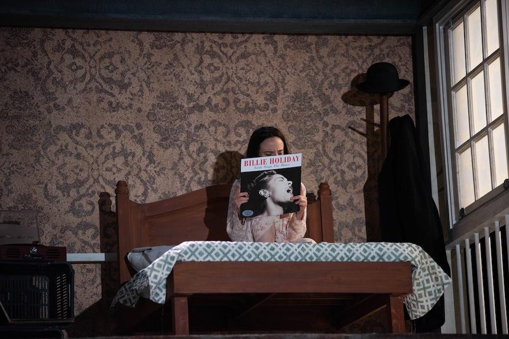Pequeña Voz en el Teatro Milán