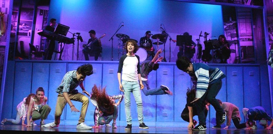 A los 13 en el Nuevo Teatro Libanés