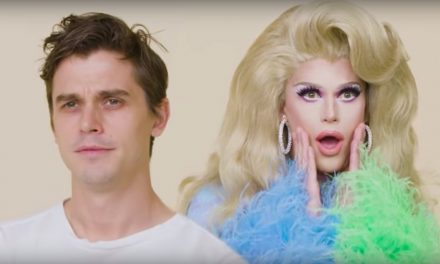 Mira a Antoni de Queer Eye transformarse en drag queen