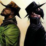¿Un crossover de Django con el Zorro? Yes, please