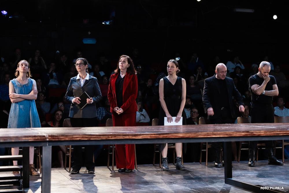 La Orestiada en el Teatro El Galeón