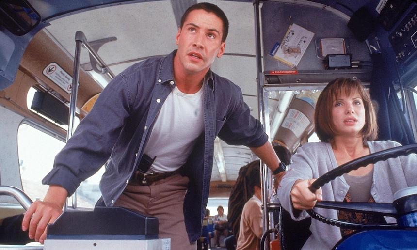 El ultimate ranking de las películas de Keanu Reeves