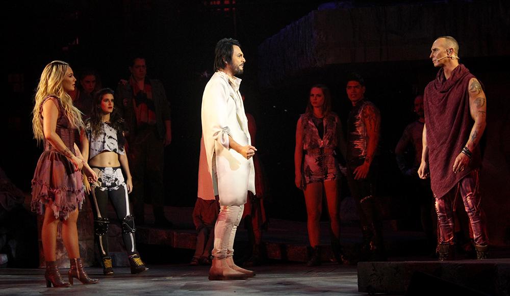 Jesucristo Super Estrella en el Centro Cultural Teatro 1