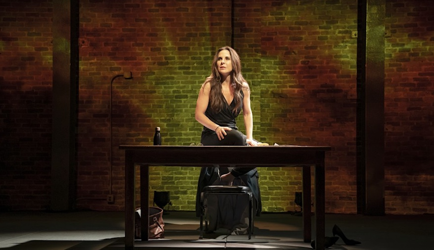 Kate del Castillo estrena obra Off-Broadway