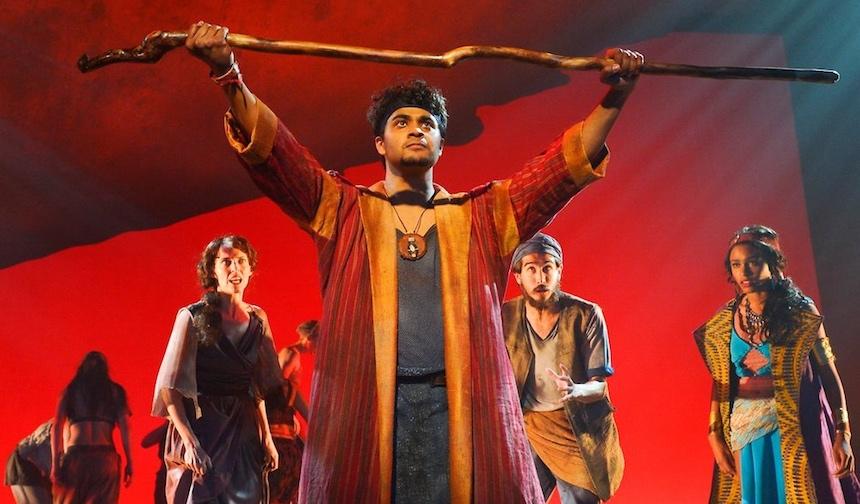 Lo que sabemos del musical de The Prince of Egypt