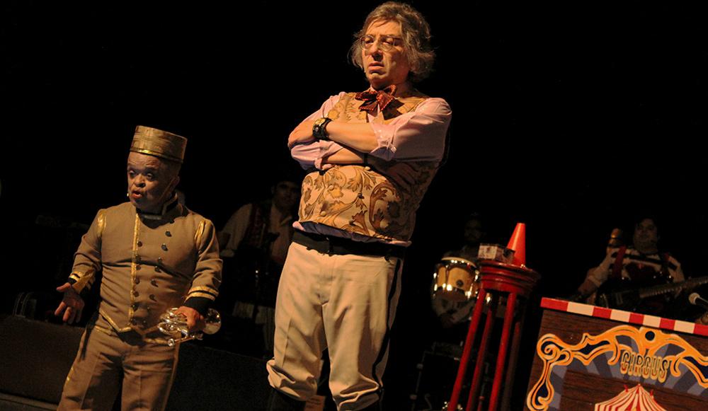 Mo & The Stars en el Teatro Jorge Negrete