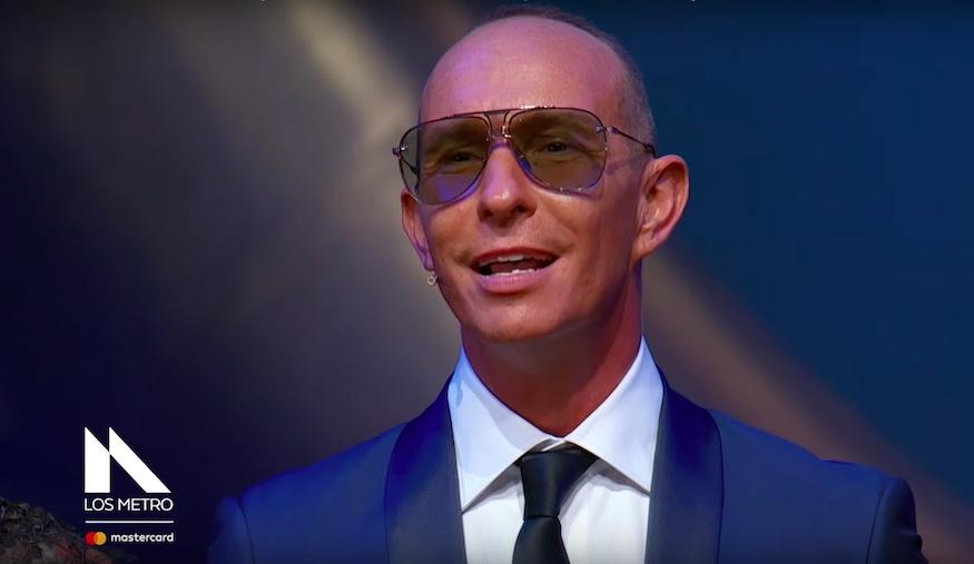 Video: El elenco original de Rent en Los Metro 2019