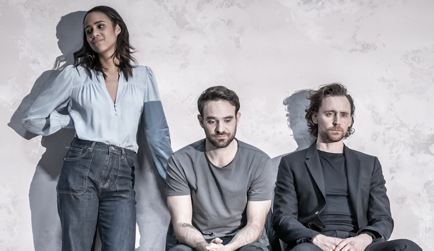 Ahí viene la nueva obra de Tom Hiddleston: Betrayal