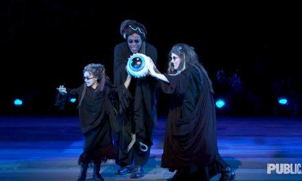 Tenemos videitos de Hercules, el musical en NY