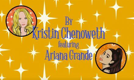 Sí, Ariana Grande hizo un dueto con Kristin Chenoweth